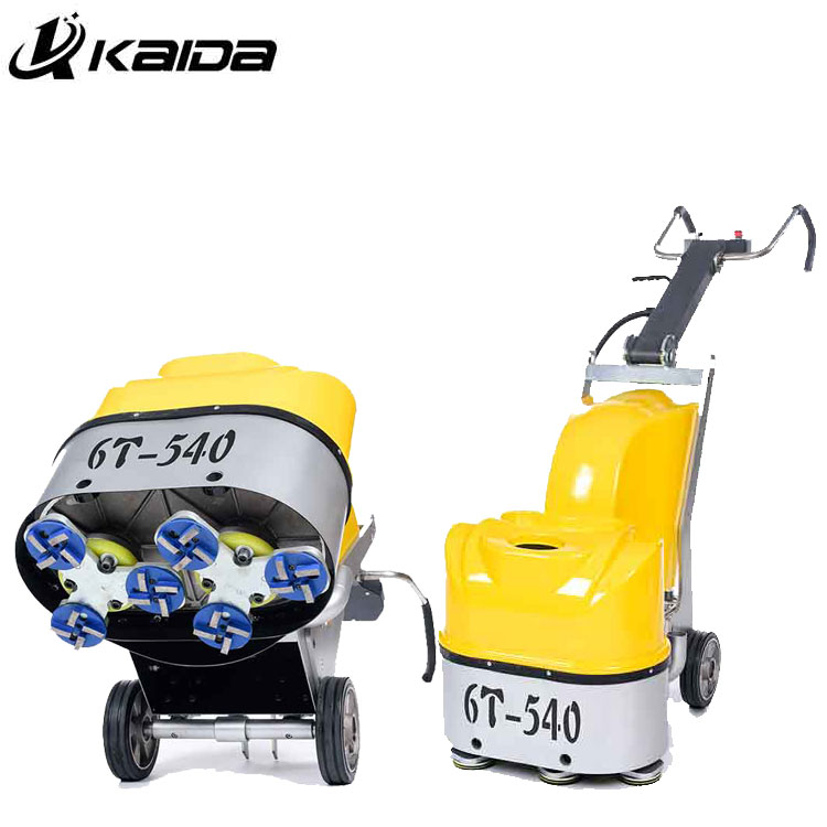 <b>KD-540 New sytle concrete grinder polisher</b>