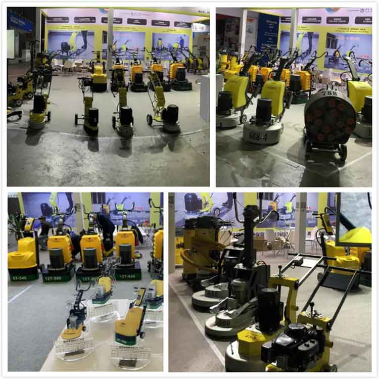 KAIDA KD-540 Concrete Floor Grinding polishing Machine