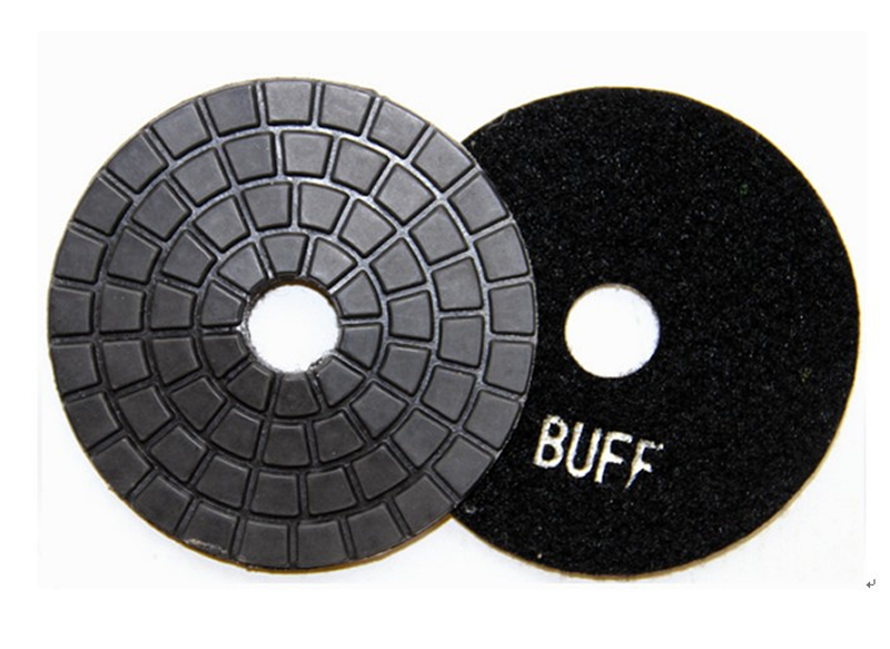 Wet polishing pads BUFF