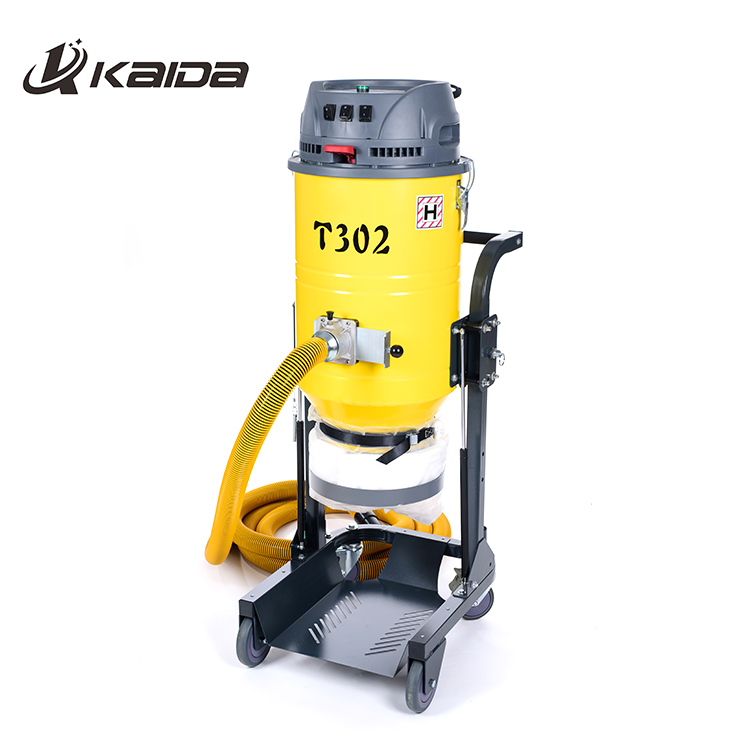 <b>T302 three motor dust-free grinding vacuum cleaner</b>