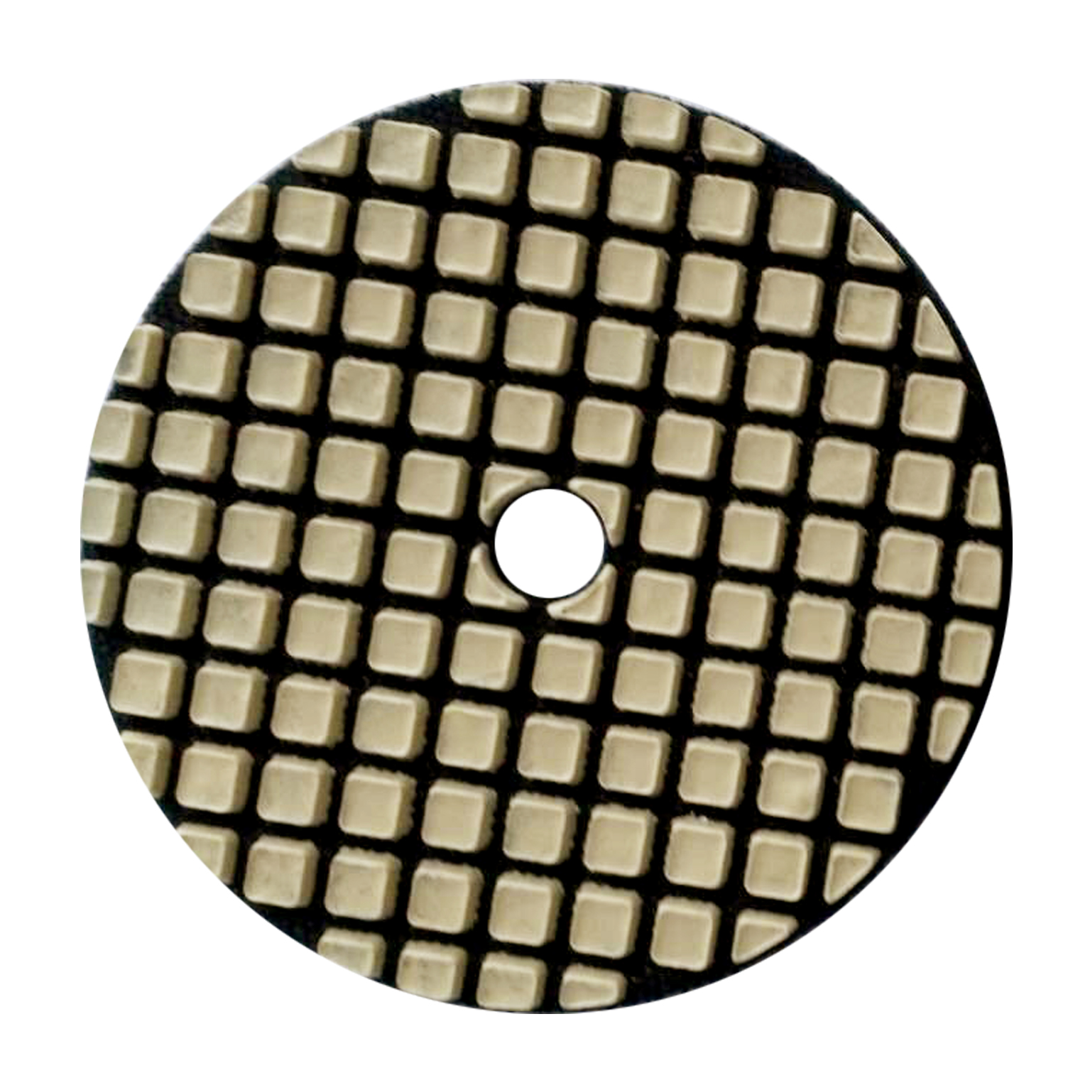Super diamond polishing pad